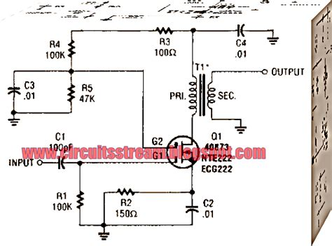 transistor buffer power lifier simple mosfet buffer lifier circuit diagram electronic circuit diagrams schematics