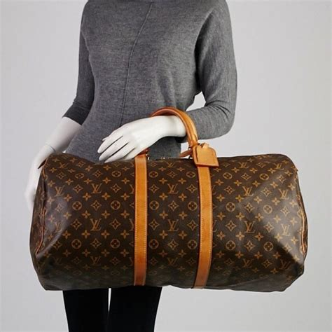 35 louis vuitton handbags authentic lv keepall 55