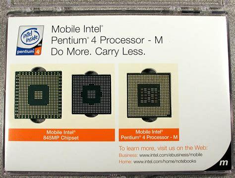 pentium 4 mobile intel mobile pentium 4 m sales kit