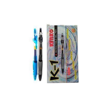 Promo Pen Easy Gel Kenko kenko pen gel k 1 0 5mm staplesindo