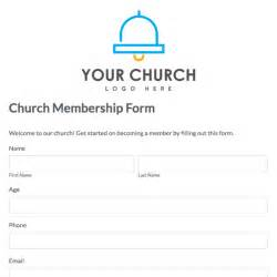 church membership application template sle equipment sign out sheet u s department of labor