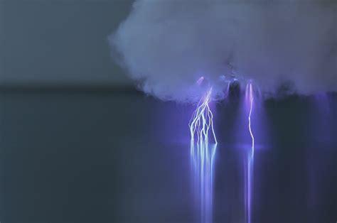 Tesla Lightning Photographer Captures Mini Lightning Storms In Honor Of