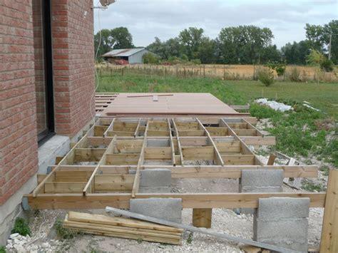 Comment Construire Une Terrasse Couverte 2967 by Les Travaux 224 L Ext 233 Rieur Ont Repris Terrasse