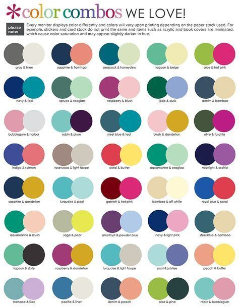 2017 color combos best 25 color combinations ideas on pinterest clothing
