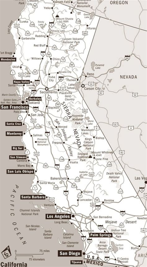 California Pch Map - pinterest the world s catalog of ideas