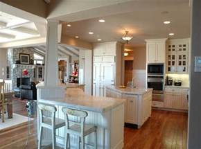 Odd Shaped Kitchen Islands Odd Shaped Island Design Pictures Remodel Decor And