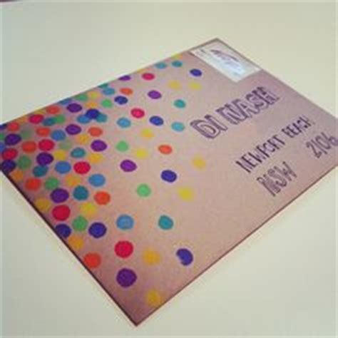Envelope Decoration Ideas by 1000 Ideas About Decorated Envelopes On Mail