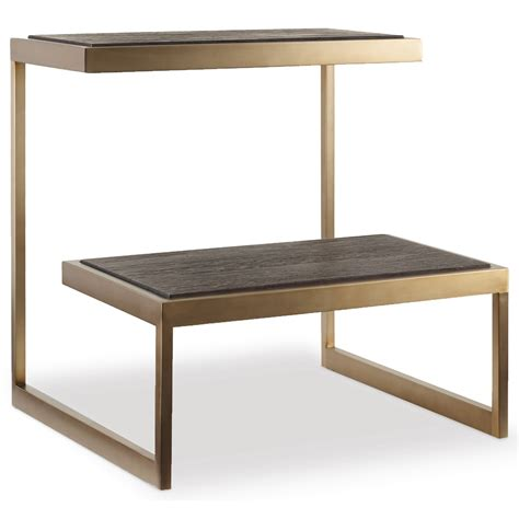 accent tables modern hooker furniture curata modern end table wayside furniture end tables