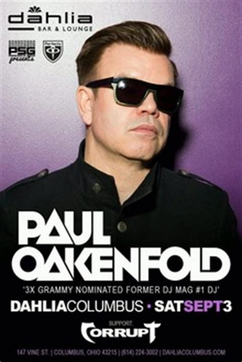 paul oakenfold tour 2018 paul oakenfold tickets tour dates 2018 concerts songkick