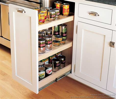 kitchen spice racks for cabinets pictures of kitchens traditional white kitchen
