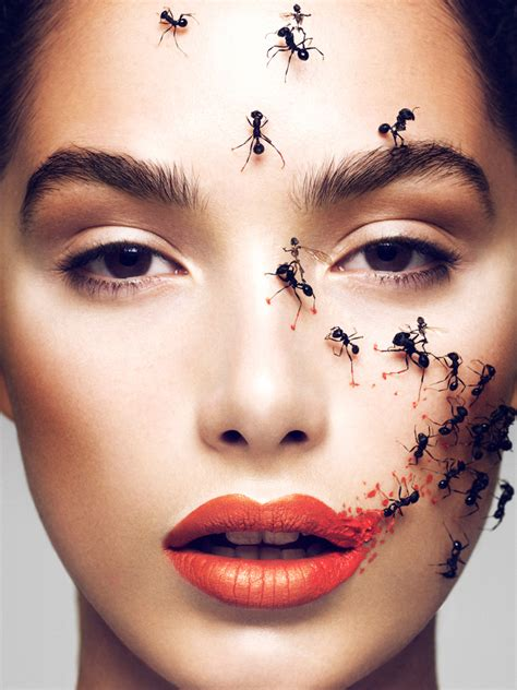 Lipstik Belleza freaking a story by makeup artist elias hove