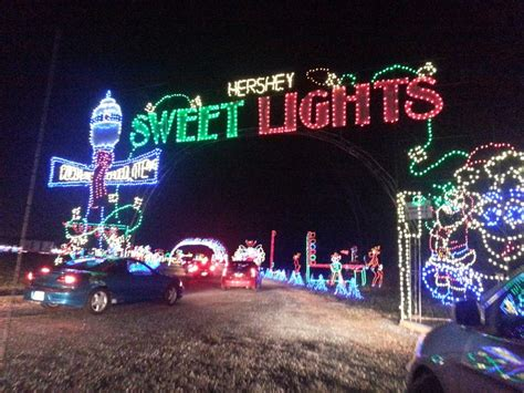 hershey s sweet lights a christmas gift for your eyes