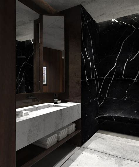 get drenched in the gorgeous bathroom interiors for an 19 best images about loft powder room on pinterest