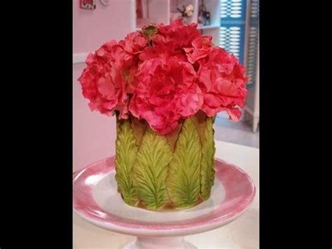 como hacer flores de azucar como hacer flores con modelado en az 250 car especial deco