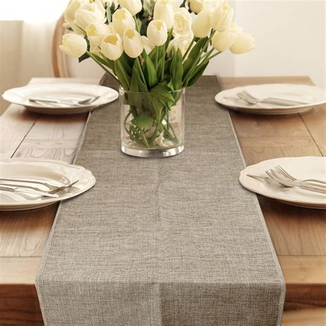 Aliexpress.com : Buy 2pcs Burlap Table Runner Wedding Decoration Modern Table Runners for Party