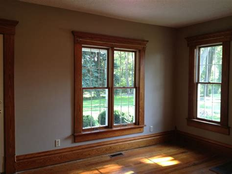 paint color with medium trim for the home