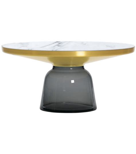 Bell Table by Bell Classicon Coffee Table Marble Top Milia Shop