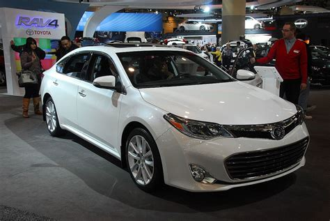 tayota in toyota avalon
