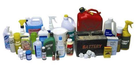 hazardous household products city of markham household hazardous waste electronic