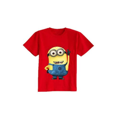 Kid Shirt From Ordinal Apparel summer style cotton children t shirts clothing tees