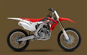 2015 Honda CRF250R Brings a New Frame and Three Engine Mappings