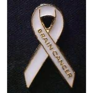 brain cancer color brain cancer gray awareness month is may ribbon gold with