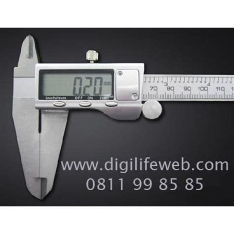 Terlaris Jangka Sorong Digital 300mm Stainless Steel Caliper Vernier 3 digital caliper 300mm jangka sorong digital akurasi 0 01mm
