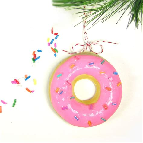 365 designs diy donut ornaments a fun craft for the