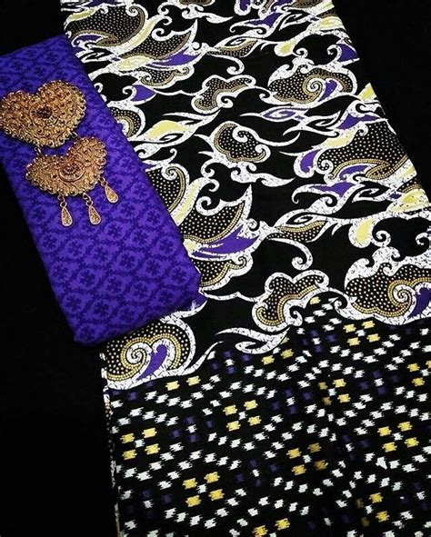 Kain Batik Prada Embos 9i0 imaanoona set kain batik prada kain embos bahan katun