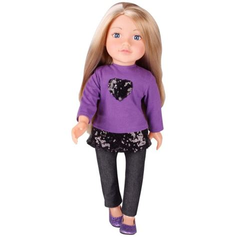 design doll argos buy chad valley my best designafriend doll katie at argos