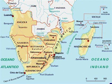 via capo dafrica mappa homepage rev do gesualdo marra ministries