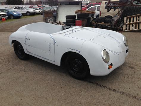 Porsche 356 Speedster Kit Car 1956 356 Porsche Replica Kit