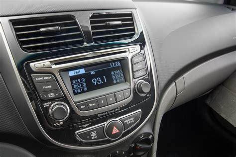 accent l company 2016 hyundai accent review carrrs auto portal