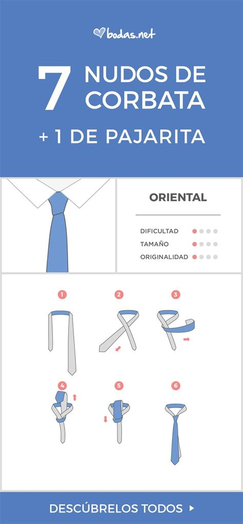 tipos de nudos m 225 s de 25 ideas incre 237 bles sobre nudos de corbata en