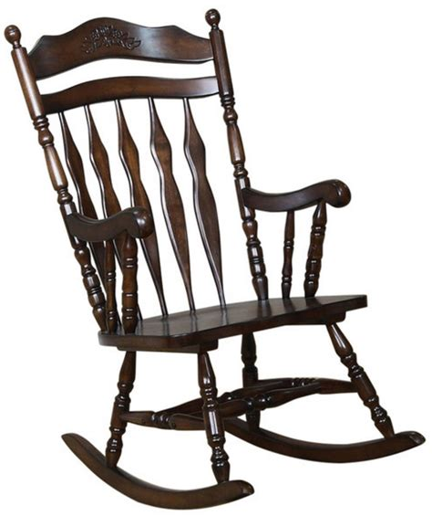 rocking swing chair wood rocking chair vintage chairs antique seat furniture