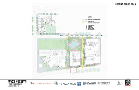 pictures of plans wraps western rosslyn area planning study arlington va