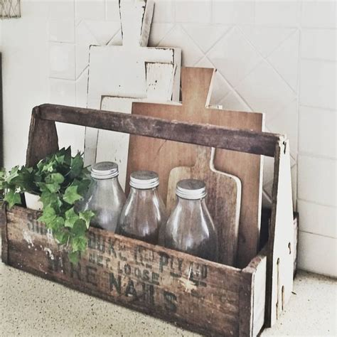 Decorating With Wooden Boxes by I Tool Caddys There S So Many Uses This One
