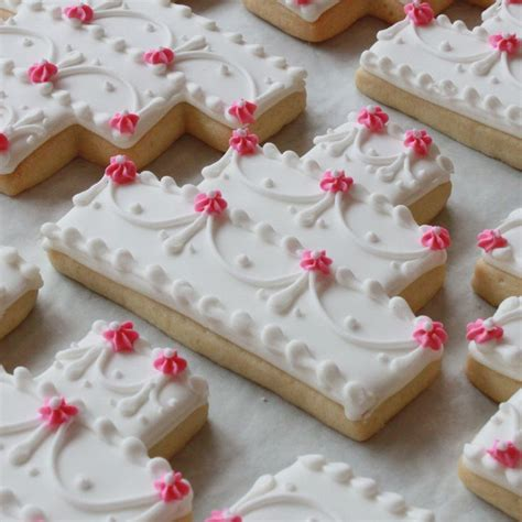 Wedding Cake Cookies by 25 Best Ideas About Wedding Cake Cookies On
