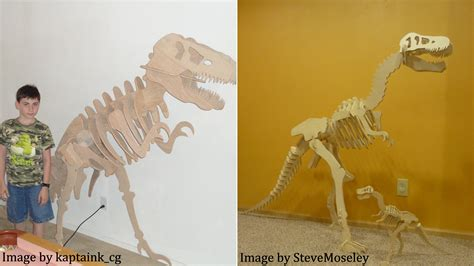 How To Make A 3d Dinosaur Out Of Paper - cardboard dinosaur puzzle make