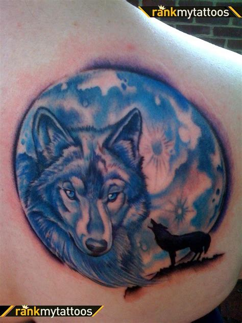 full moon tattoos designs moon designs tattoos