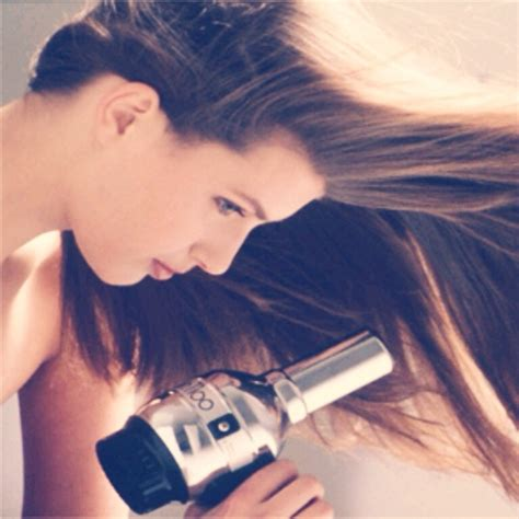dry hair upside down tired of your hair looking flat after blow drying it