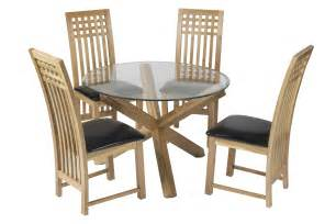 Dining Table And Chair Sets Dining Room Traditional Style Dining Set With Glass Dining Table And Plus Back To Post