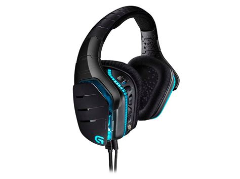 Headset Logitech G633 logitech g633 artemis spectrum rgb 7 1 surround gaming headset 981 000606 centre best