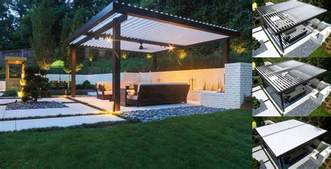 pergola with movable louvers louvered pergola covers shade and shutter systems inc new massachusetts cape cod