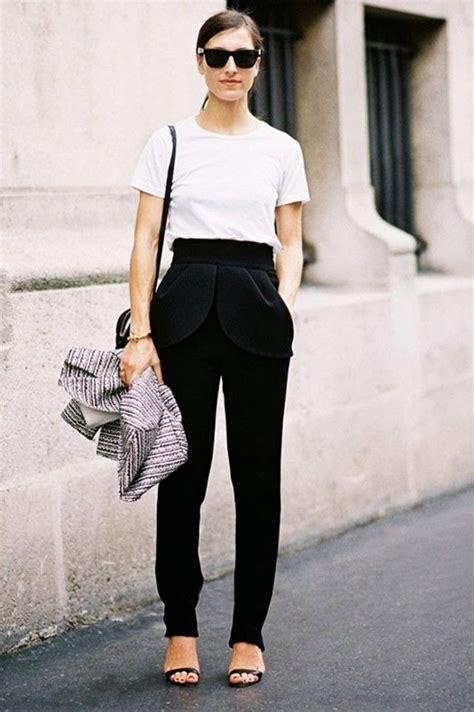ways  wear  plain white shirt glam radar