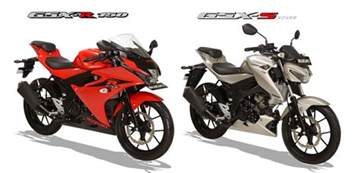 Suzuki 150 Price Updated Suzuki Gsx R 150 And Gsx S 150 Unveiled