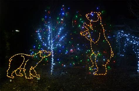 Akron Zoo Wild Lights Event Join Us This Holiday Season Akron Zoo Lights