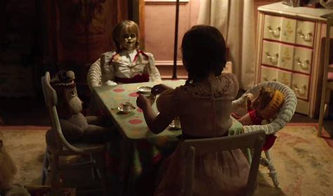 annabelle doll trailer annabelle 2 teaser trailer that creepy doll has