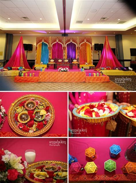 indian sangeet decoration ideas   Google Search   Indian