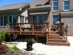 composite patio researching composite decking in the carolina market trex